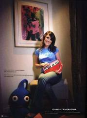 I was featured in Geek Magazine!
