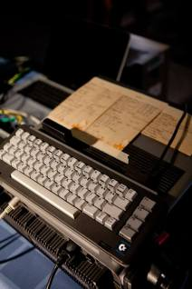My Commodore SX-64!
