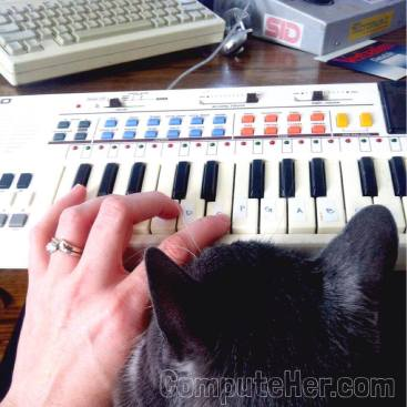 Writing melodies