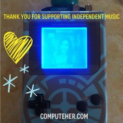 Thank you for supporting independent music <3